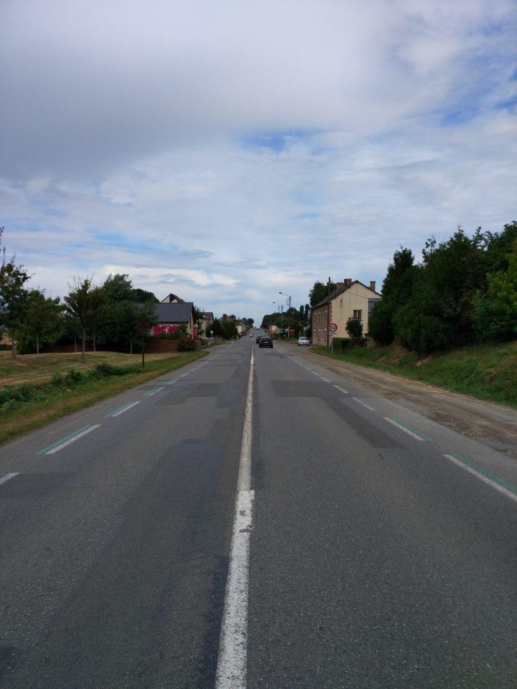 Aménagement de la RD637 en agglomération