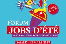 Le forum des jobs d'été