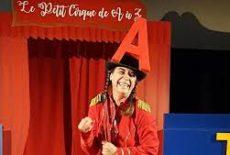 Spectacle «Le Petit Cirque de A à Z»