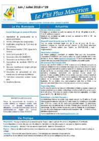 Le P'tit Plus n°29 Juin/Juillet