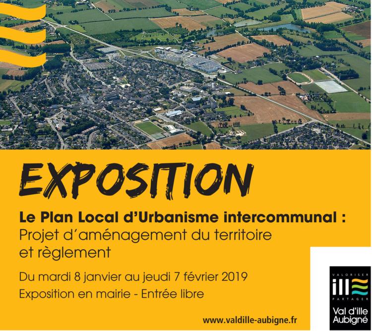 Plan Local d'Urbanisme Intercommunal – Réunion publique le 28 janvier 18H30