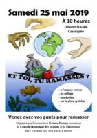 Collecte citoyenne des déchets