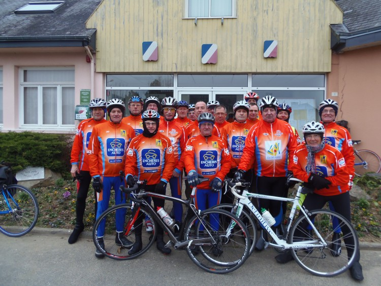 Club Cyclotouriste Macérien