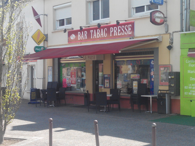 Bar La Pause