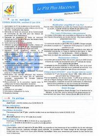 Le P'tit Plus n°5 mai/juin 2016