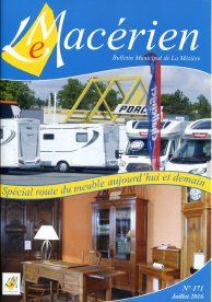 Le Macérien n°171 juillet 2016