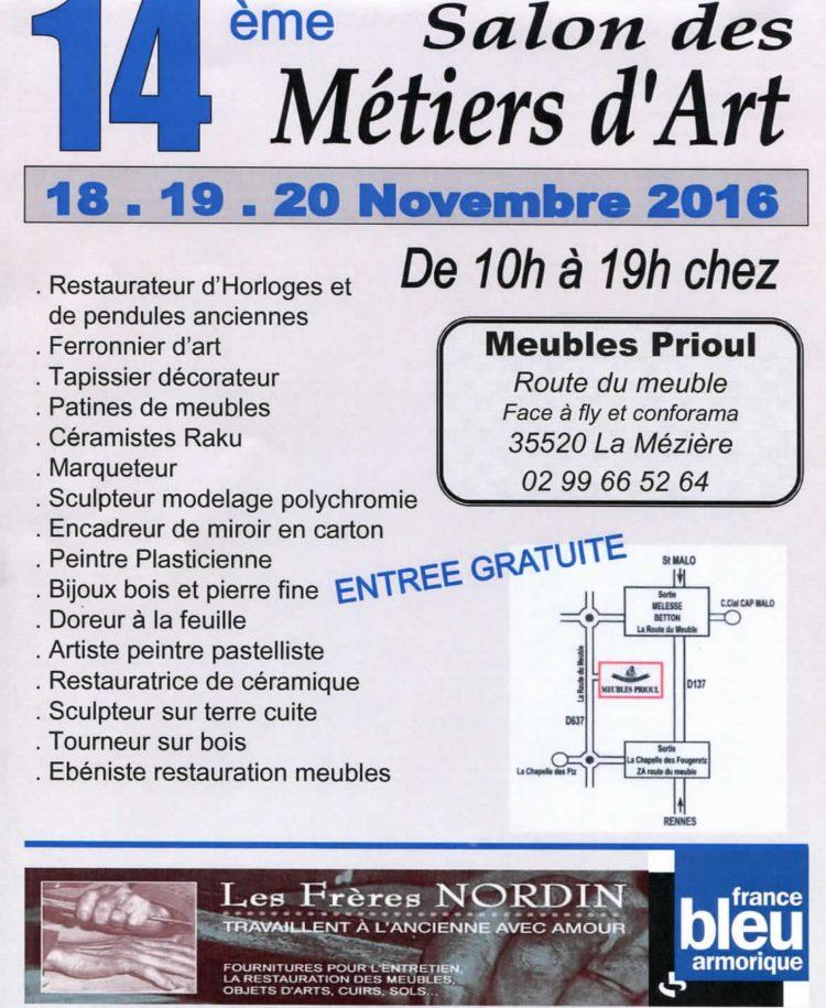14ème Salon des Métiers d'Art
