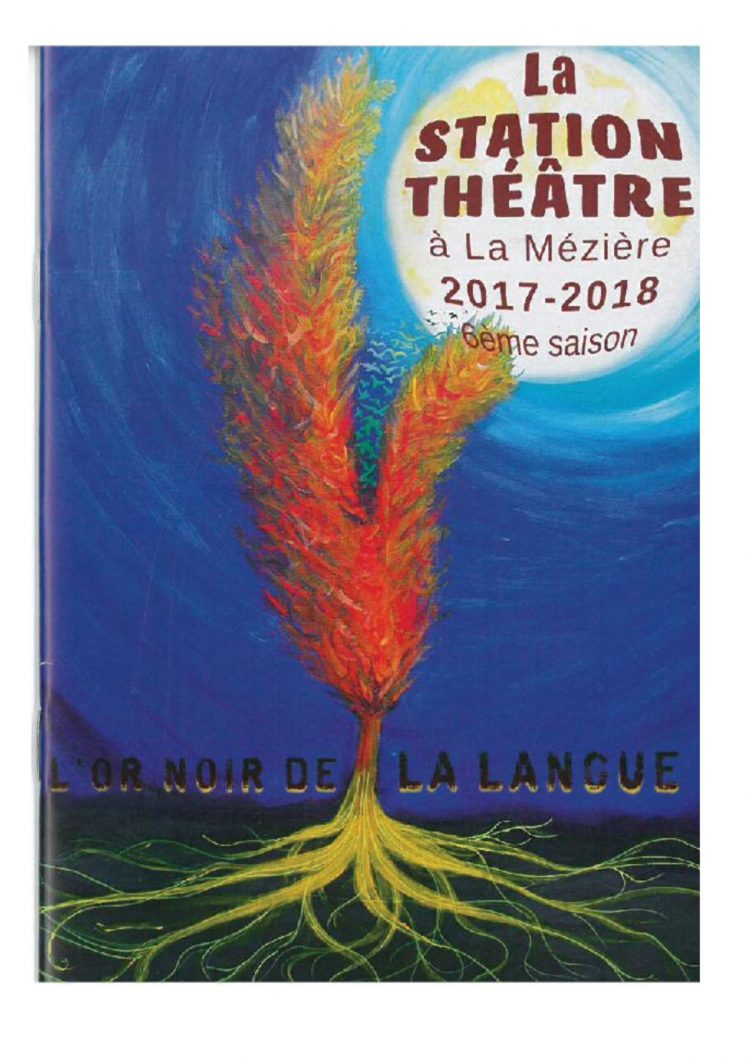 Station Théâtre : En attendant que la mer revienne, de Thierry Barbet