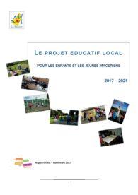 Le Projet Educatif de Territoire