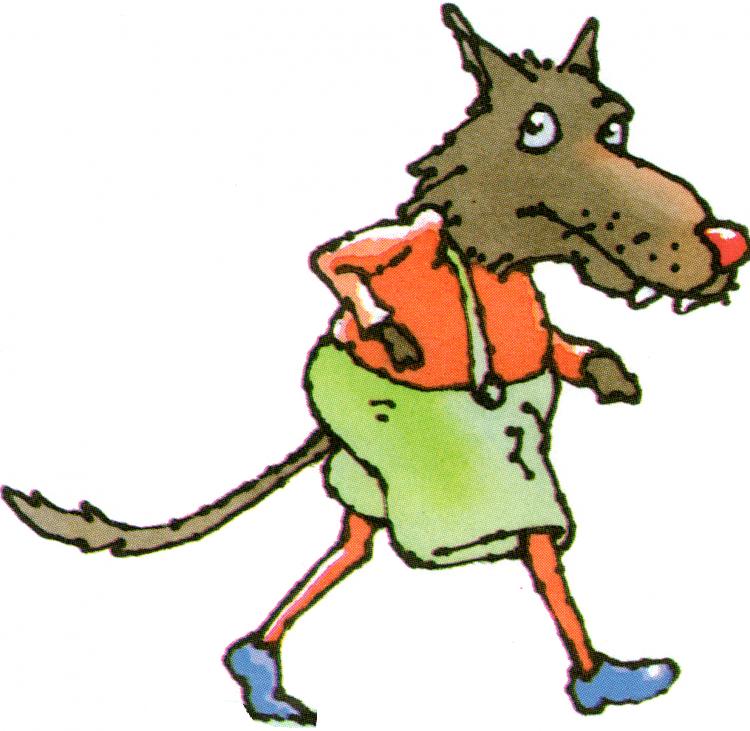 L'histoire du mercredi : le loup