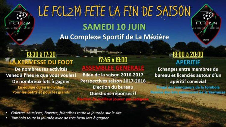 Assemblée Générale du FC La Mézière Melesse