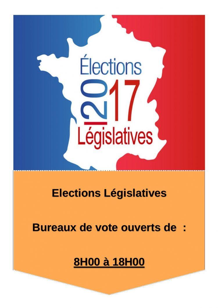 Elections législatives