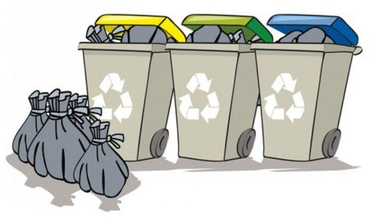 Collecte ordures ménagères du 08 au 10 Mai