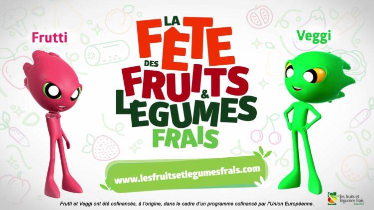 La Fête des fruits et légumes frais