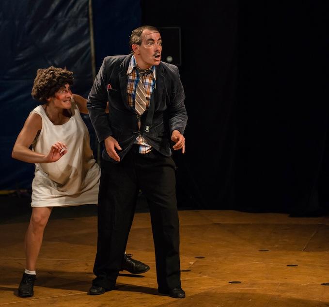 Station théâtre : Spectacle «Antigone couic kapout «
