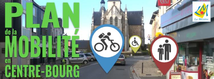 Plan Mobilité Centre-Bourg – Consultez la restitution publique