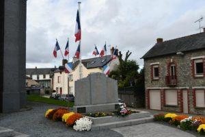 Commémoration de la Victoire 1945