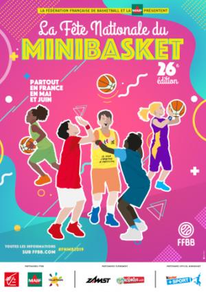 Fête Nationale du Mini Basket