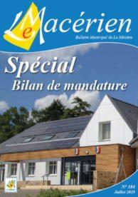 Le Macérien n°184 – Juillet 2019