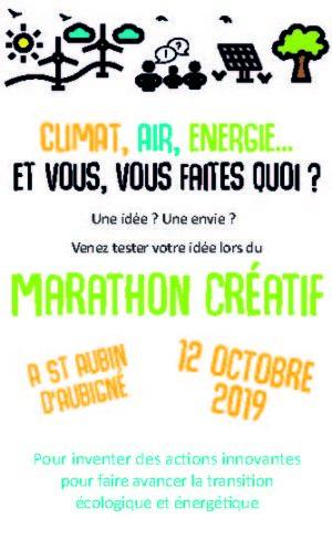 Idées Climat: un marathon créatif pour accélérer la transition climatique