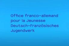 Office franco-allemand pour la Jeunesse – Partir travailler en Allemagne