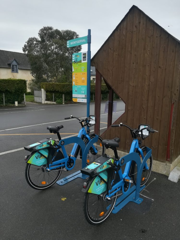 Lancement du service de vélo-partage Via Vélo
